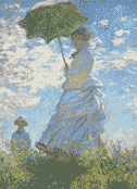 image of a Monet painting