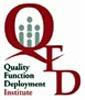 QFD Institute; Logo Copyright QFD Institute