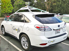 (photo: Google test car, source: wikipedia/Steve Jurvetson)
