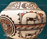 (photo: pueblo pottery)