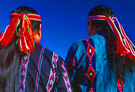 photo - Native Americans in Southwest, Santa Fe Visitors Bureau